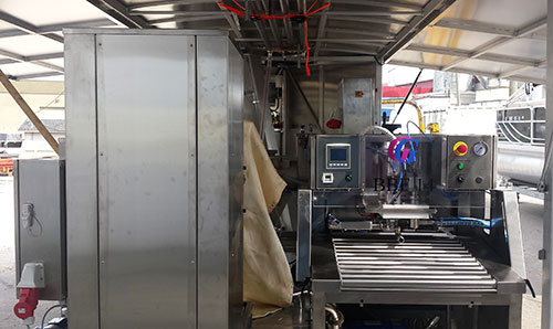 Bagging Machine and Pasteurizer